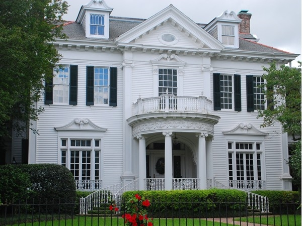 Beautiful St. Charles Ave. home