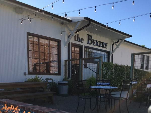 The Bekery, a bakery and coffee shop in Downtown Lake Charles
