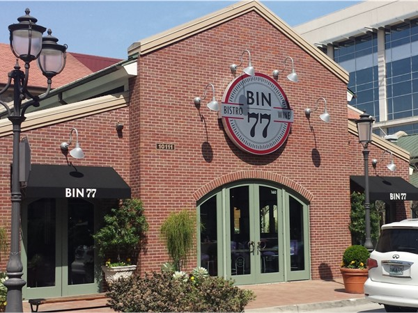 Bin 77 Wine Bistro at Perkins Rowe
