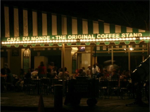 Cafe Du Monde was established in 1862 and remains one of the #1 tourist stops in New Orleans