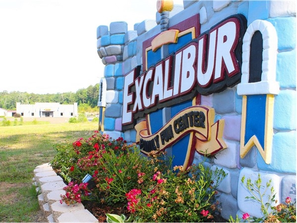 The Excalibur Family Entertainment Center is a ton of medieval fun in West Monroe