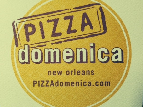 Pizza Domenica - Besh Restaurant Group