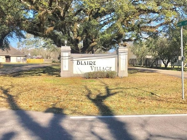 Blaire Village is off of Old Covington Hwy, just minutes from I-12 and I-55