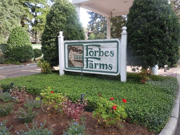 Welcome to Forbes Farms
