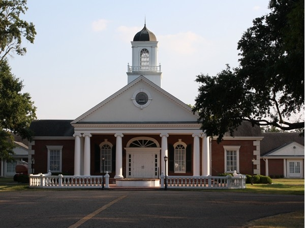 Louisiana Baptist Children's Home, dedicated to serving families and children since 1899