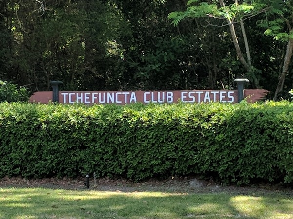 Welcome to Tchefuncta Club Estates