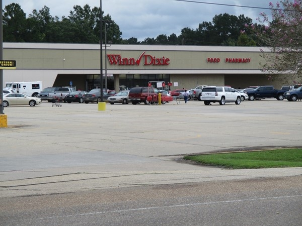 The best meats can always be found at the neighborhood Winn/Dixie store in Amite