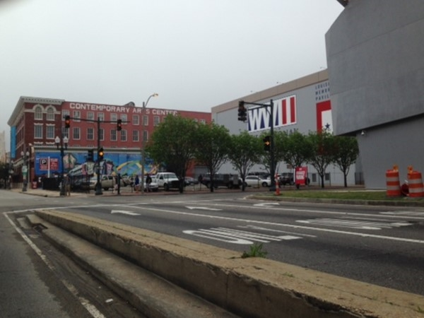 Contemporary Arts Center and The National WWII Museum