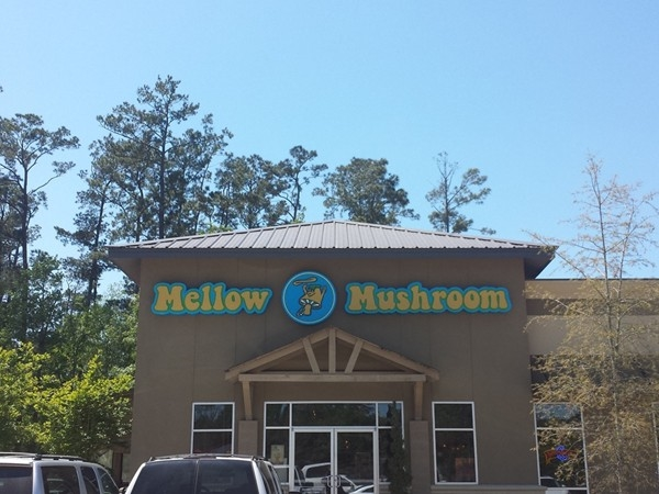 Mellow Mushroom, home of gourmet pizza and beers from all over the world