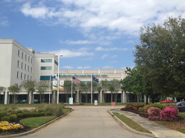 One of three major hospitals serving Western St. Tammany