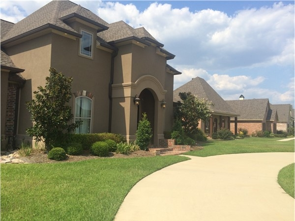 Sample just a few of these exquisite custom built homes in North Bossier Parish's, Benton, LA